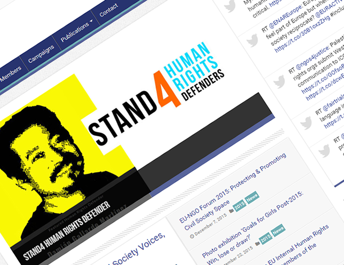 Human Rights and Democracy Network (HRDN)